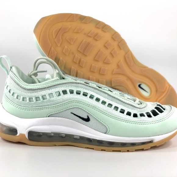 Nike W Air Max 97 UL Ultra '17 SI Barely Green NWT